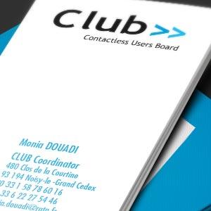 Club – Charte graphique