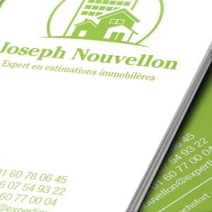 Nouvellon – Refonte de logo